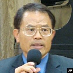 台灣駐紐約臺北經濟文化辦事處華僑文教中心主任張景南
