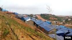 Rohingya camp heading worst environmental disaster