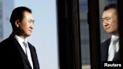 Wang Jianlin, CEO kelompok bisnis Dalian Wanda Group adalah orang terkaya di China (foto: ilustrasi).
