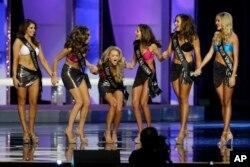 مسابقات دختر شایسته آمریکا سال ۲۰۱۵