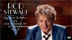 "Rod Stewart: ""Fly Me To The Moon: The Great American Songbook, Volume 5"""