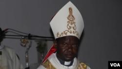 Angola Dom Dionísio Hissilenapo, Bispo da diocese do Namibe
