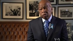 Rep. John Lewis: I Was Hit in the Head by a State Trooper With a Nightstick
