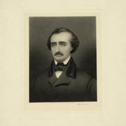 Poe is most famous for his stories and poems of strangeness, mystery and terror.