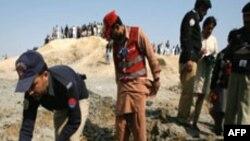 პაკისტანში სარაკეტო დარტყმის შედეგად 6 კაცი დაიღუპა