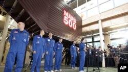 آمادگی های موفق برای پرواز به مریخ