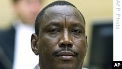 Hague Court Considers Sudanese Rebel Leader Case