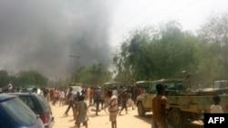 Une attaque attribuée à Boko Haram à Maiduguri au Nigéria