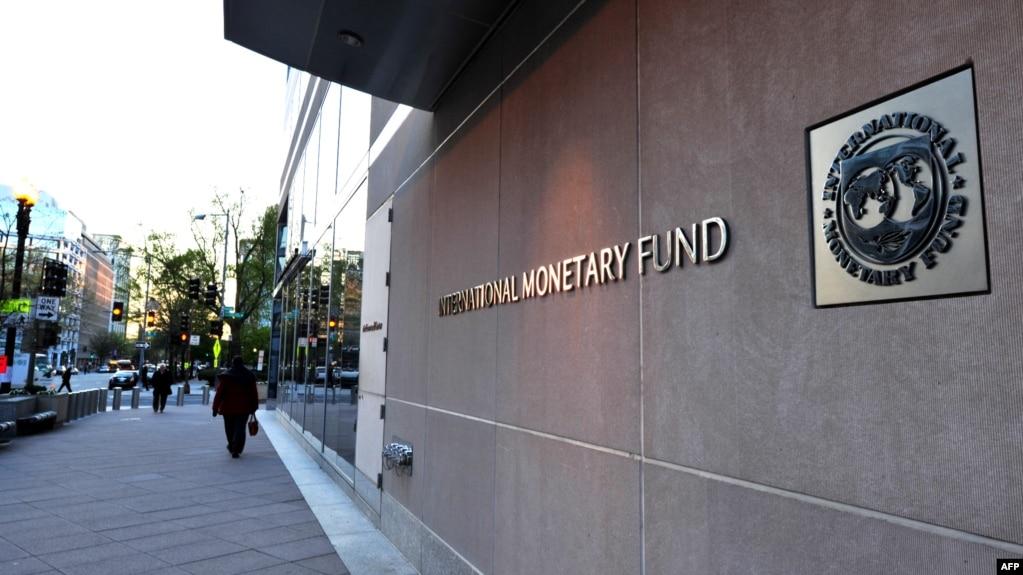 Kantor IMF di Washington, D.C. (Foto: dok).