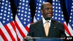 Cain Başkan Adaylığı İçin Yarıştan Çekildi