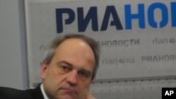 莫斯科国际关系学院学者米金