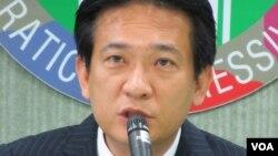 民进党发言人林俊宪