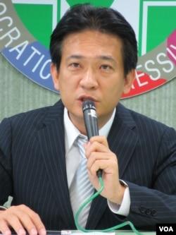 民進黨發言人 林俊憲