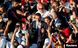 İyunda keçirilən seçkilərdə CHP namizədi Ekrem İmamoğlu hakim AKP namizədi üzərində qələbə çalaraq İstanbulun meri oldu.