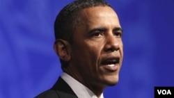 Predsjednik Barack Obama napominje da otvaranje novih radnih mjesta mora da bude prioritet Vašingtona.
