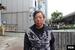 香港工党创始人李卓人2019年4月4日接受美国之音采访