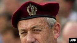 Trung Tướng Benny Gantz (hình trên) sẽ thay thế Thiếu Tướng Ashkenazi