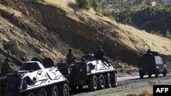 თურქეთში 20 ქურთი მეამბოხე მოკლეს