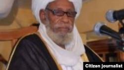 Shaikh Dahiru Bauchi shugaban kungiyar Tijjaniya daya daga cikin shugabannin addinin Musulunci a Najeriya