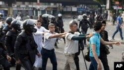 Depuis l'arrivée au pouvoir du président Abdel Fattah al-Sissi en 2014, les ONG dénoncent régulièrement les violations des droits humains et la répression des opposants en Egypte( Photo-Archives)