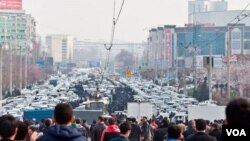 Muhammad Sodiq Muhammad Yusuf janozasi kuni, Toshkent, 11-mart, 2015-yil