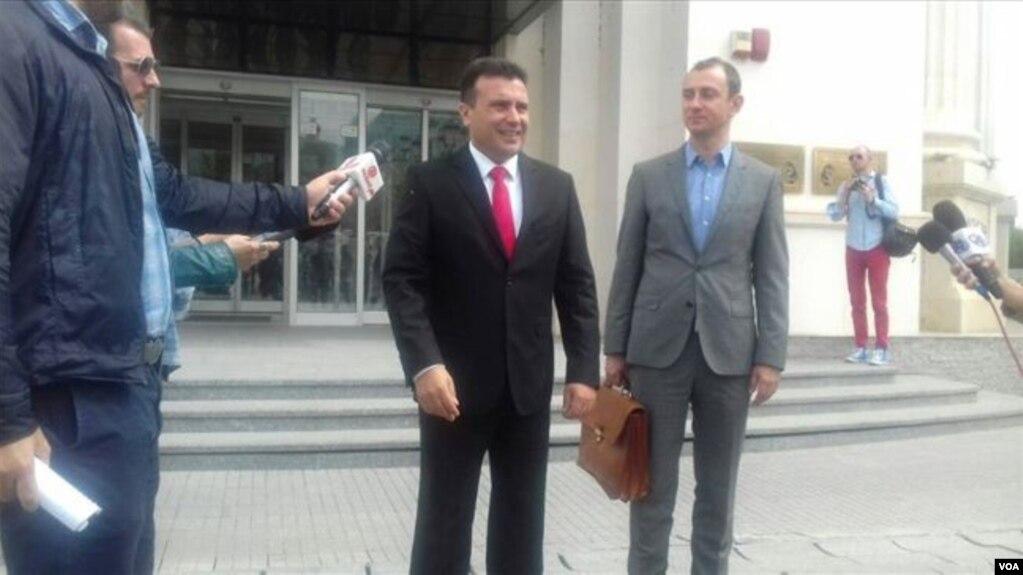 Zaev: Kabineti, gati brenda javës