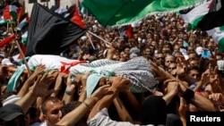 Похороны Абу Худейра
