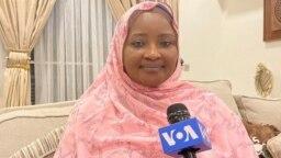 Dr. Zainab Bagudu, shugabar gidauniyar Medicaid mai wayar da kai da tallafawa yan Najeriya kan cutar Sankara.