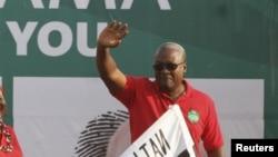 John Dramani Mahama devrait prêter serment début janvier