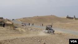 ولسوالی اچین در ولایت ننگرهار یکی از مراکز عمده گروه داعش به شمار می رود.