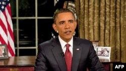 ABŞ prezidenti İraqda döyüş missiyasının bitdiyini elan etdi