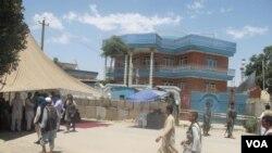 دفتر ساحوی انتخابات در کندز