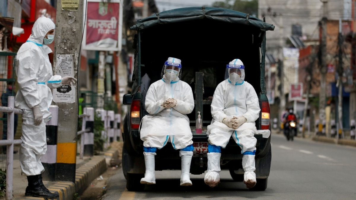 Kasus Virus Corona Meledak di Asia