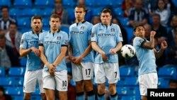 Manchester City sementara memimpin Liha Premier League dengan 47 poin dari 21 pertandingan, setelah menang 2-0 hari Minggu 12/1 (foto: dok).
