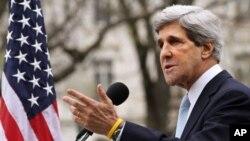 Chủ tịch Ủy ban Đối ngoại Thượng viện Hoa Kỳ, Thượng nghị sĩ John Kerry