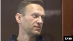 Pemimpin oposisi Rusia yang kini dipenjara, Alexei Navalny