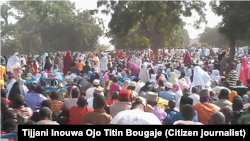 Eid al-Adha Celebration in Zinder, Damagaram, Niger Republic