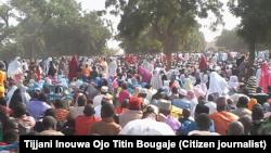 Célébration d'Eid al-Adha à Zinder, Damagaram, Niger Republic