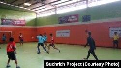 Turnamen ini digelar untuk mengikis stigma masyarakat terhadap disabilitas mental (courtesy: Suchrich Project)