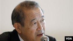 Duta Besar Jepang untuk Washington Ichiro Fujisaki