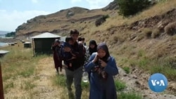 More Afghans Arrive in Turkey After Rough Journey Triggered by Taliban Violence