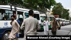کابل کې بند پاتې پاکستانیان