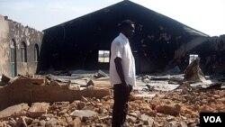 Kota Jos di Nigeria tengah sering menjadi ajang konflik sektarian antara warga Muslim dan Kristen di Nigeria (foto: dok).