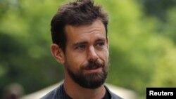 Džek Dorsi, izvršni direktor Tvitera