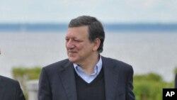 Jose Manuel Barroso,satisfait de sa visite en Côte d'Ivoire