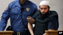 آقای رحیمی که متولد افغانستان است، در آمریکا شهروند شده بود.