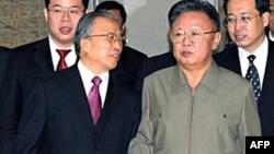 Çin rəsmiləri Şimali Koreya lideri ilə görüşüb