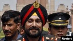 بھارتی فوج کے سربراہ جنرل بکرم سنگھ