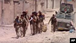 نیروهای دموکراتیک سوریه، عملیات بازپس گیری این شهر را در اوایل ماۀ جون آغاز کردند.