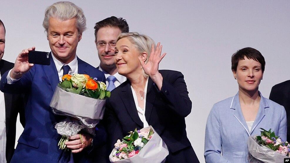 Gjermani: Mblidhen partitë evropiane të së djathtës së skajshme